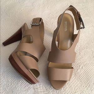 Michael Kors heels size 11
